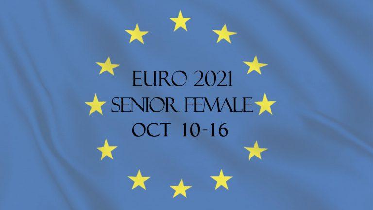 OC 48/2020-21 – CONDITIONS FOR AWARDING THE SENIOR FEMALE EUROPEAN CHAMPIONSHIP 2021