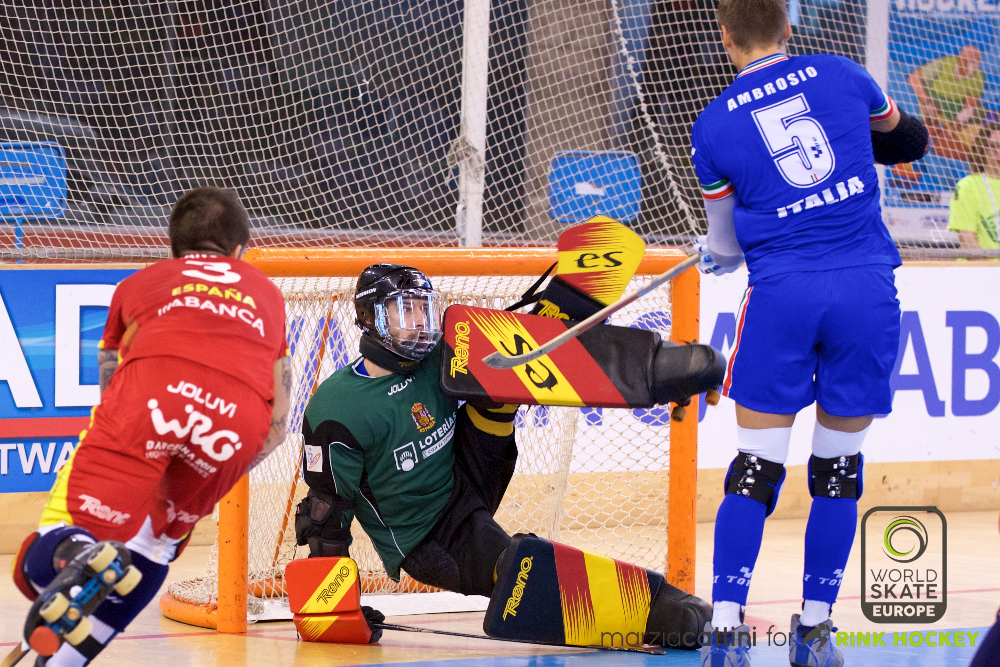 The 53rd Senior Male European Championship of Rink Hockey reached the end  of the group stage on Thursday night. From Friday to Sunday 6f409043488e0