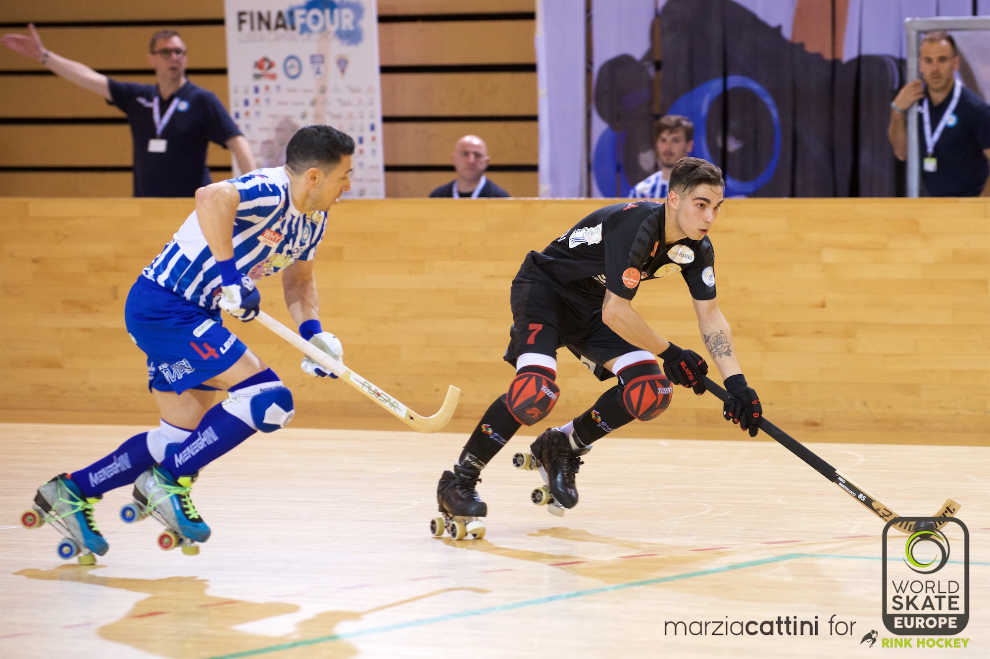 PHOTOS – 27/04/2019 - F4 WS EUROPE CUP - Sarzana (IT) x Valdagno (IT)
