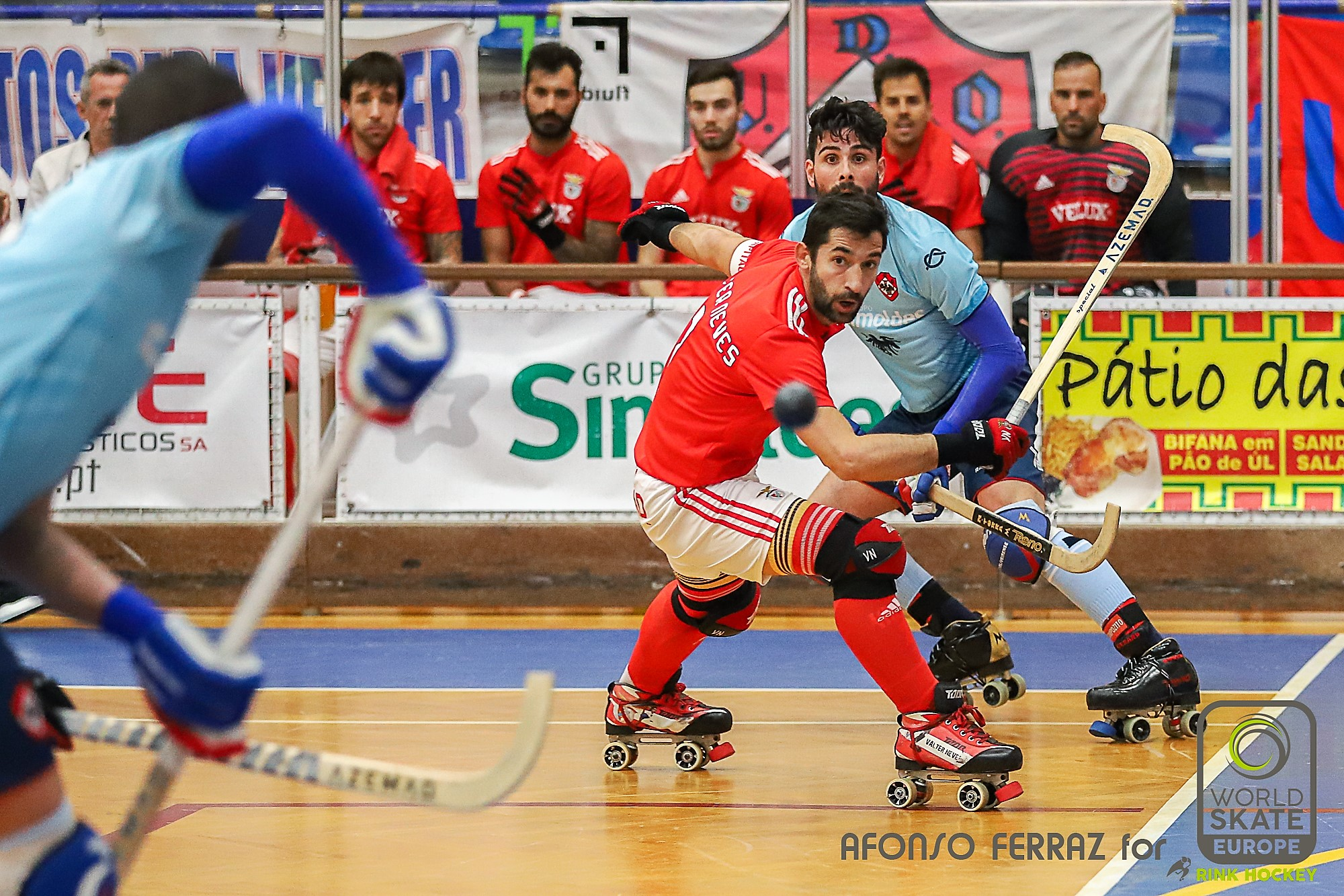 PHOTOS – 23/03/2019 - EUROLEAGUE - Oliveirense (PT) x Benfica (PT)
