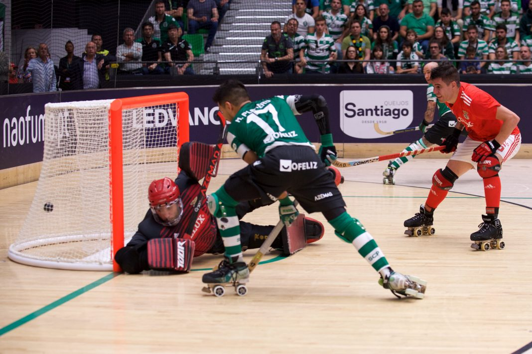 Porto Sporting The Portuguese Final Of Euroleague Wseurope Rinkhockey
