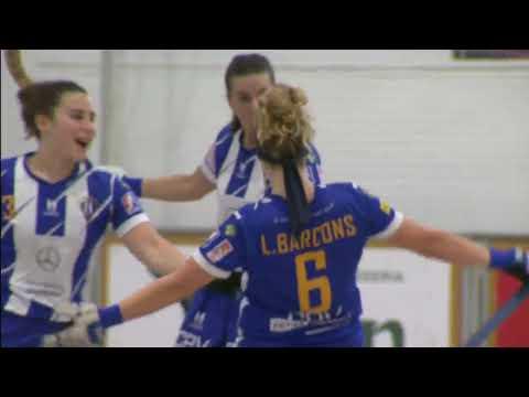 VIDEOS - 27-05-2021 - FEMALE LEAGUE CUP - Match #018 – CP Voltregà (SP) x CP Manlleu (SP)