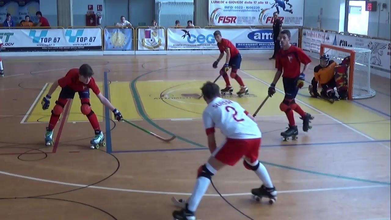 VIDEOS - 07/09/2018 - EUROU17 2018 - Match #24 - Switzerland x Andorra