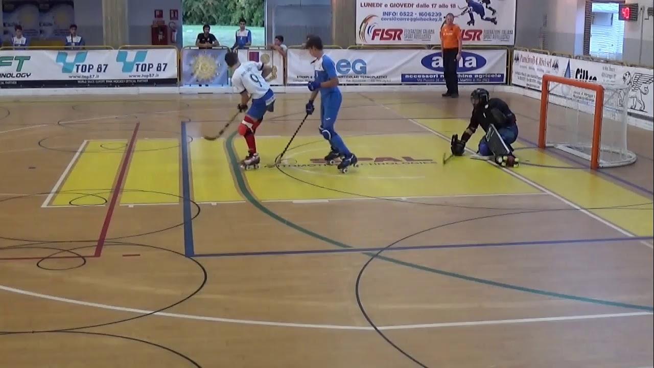 VIDEOS - 07/09/2018 - EUROU17 2018 - Match #27 - Andorra x Israel