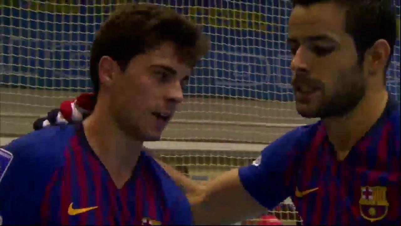 VIDEOS - 29/09/2018 - CONTINENTAL CUP - Match #02 - FC Barcelona (SP) x OC Barcelos (PT)