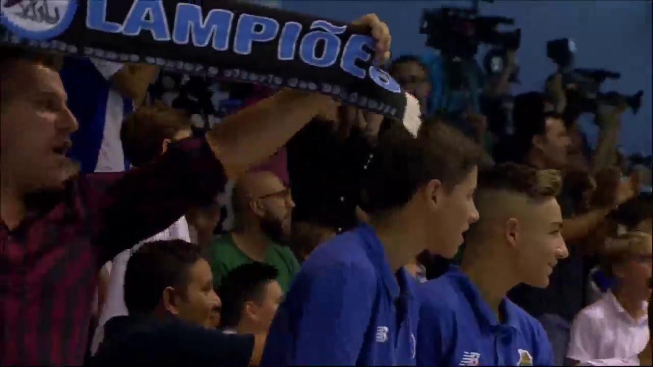 VIDEOS - 30/09/2018 - CONTINENTAL CUP - Match #03 - FC Porto (PT) x FC Barcelona (SP)