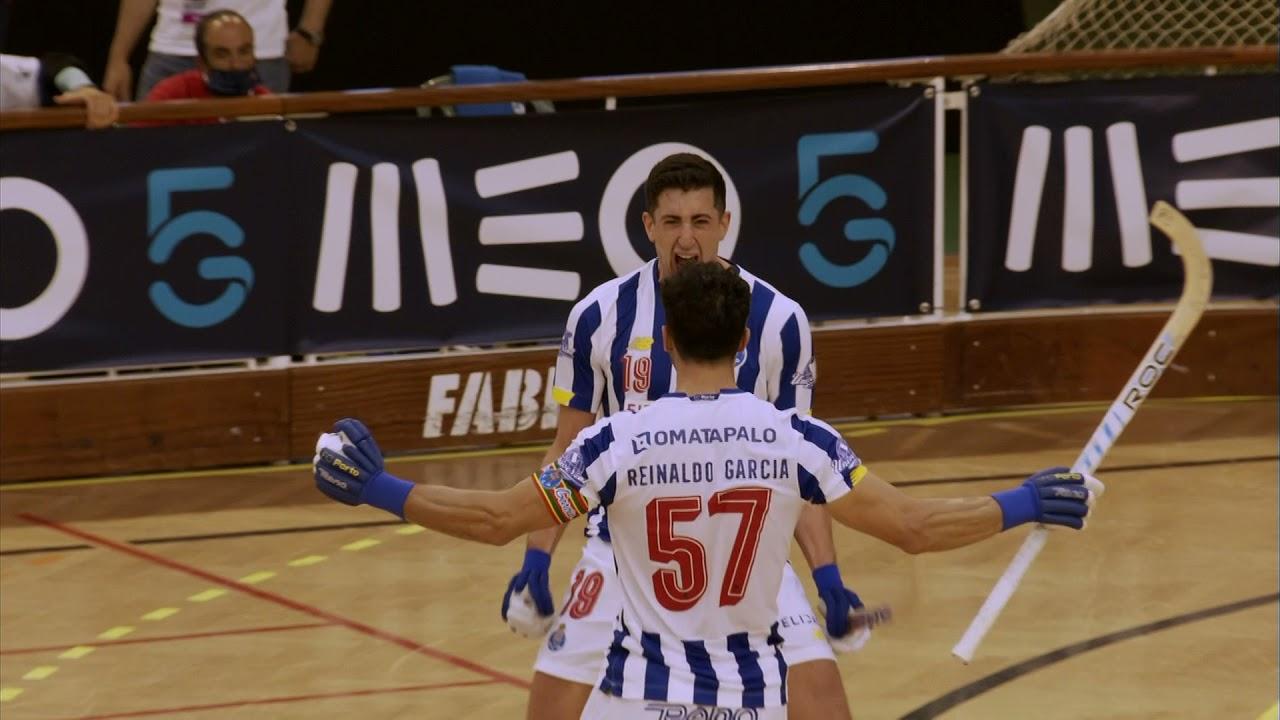 VIDEOS - 15-05-2021 - EUROLEAGUE - FC Porto (PT) x UD Oliveirense (PT)
