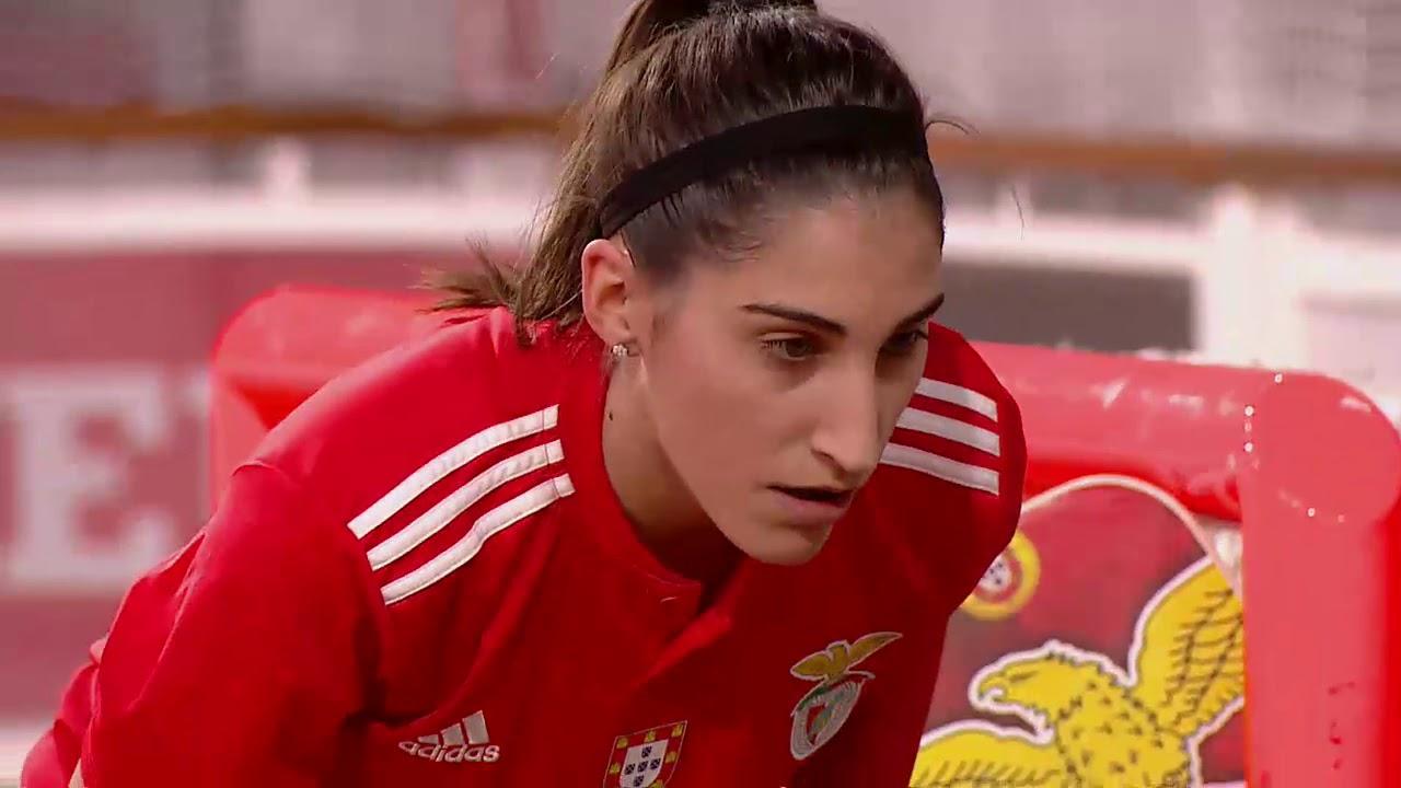 VIDEOS - 01/12/2018 - FEMALE LEAGUE CUP - SL Benfica (PT) x US Coutras (FR)