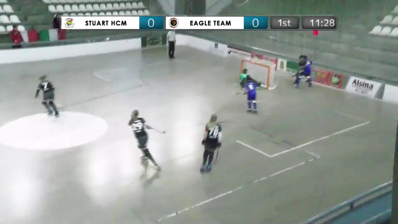 VIDEOS - 16/12/2018 - JIMENO'S CUP - Match #20 - Stuart HCM (PT) x Eagle Team (DE)