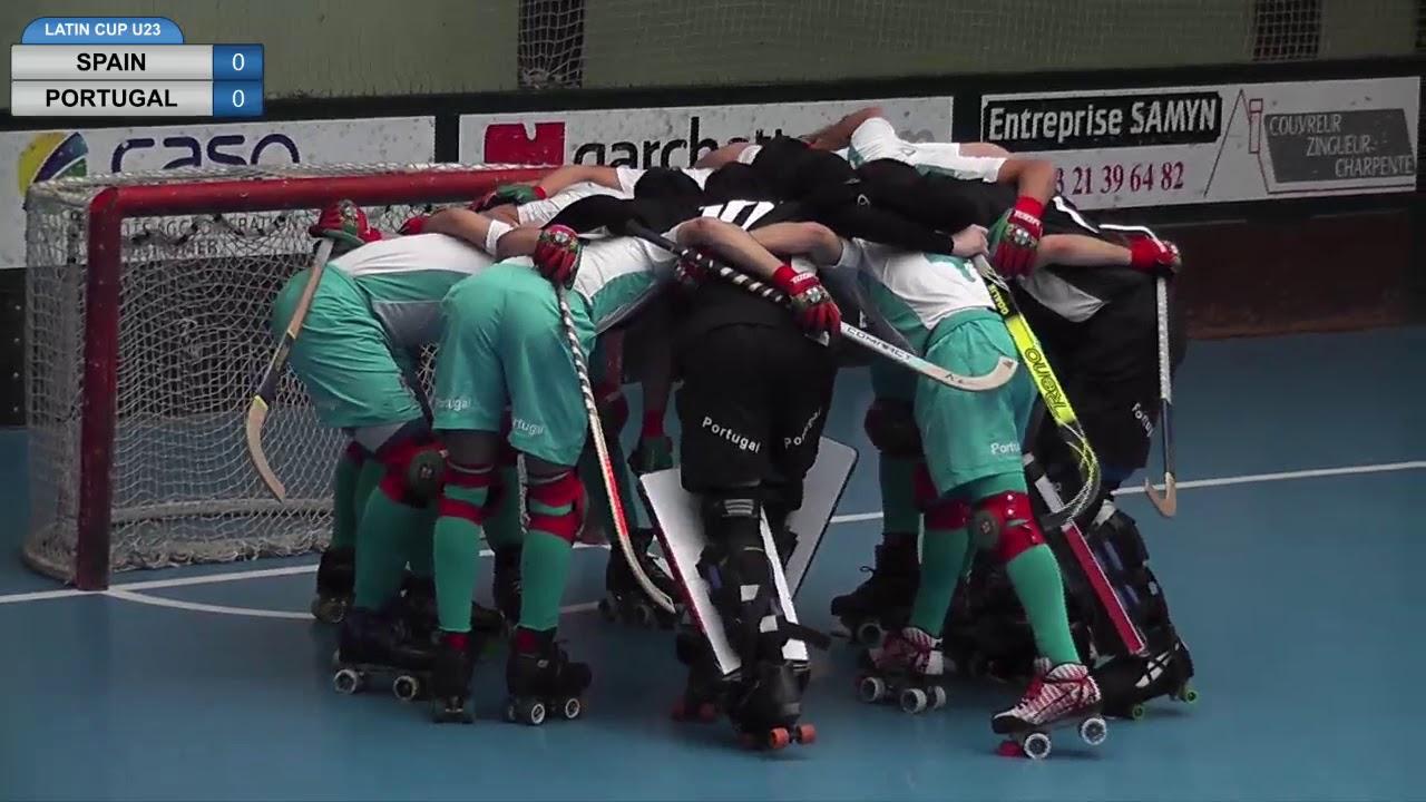 VIDEOS - 31/03/2018 - LATIN CUP U23 - Match #3 - Spain x Portugal