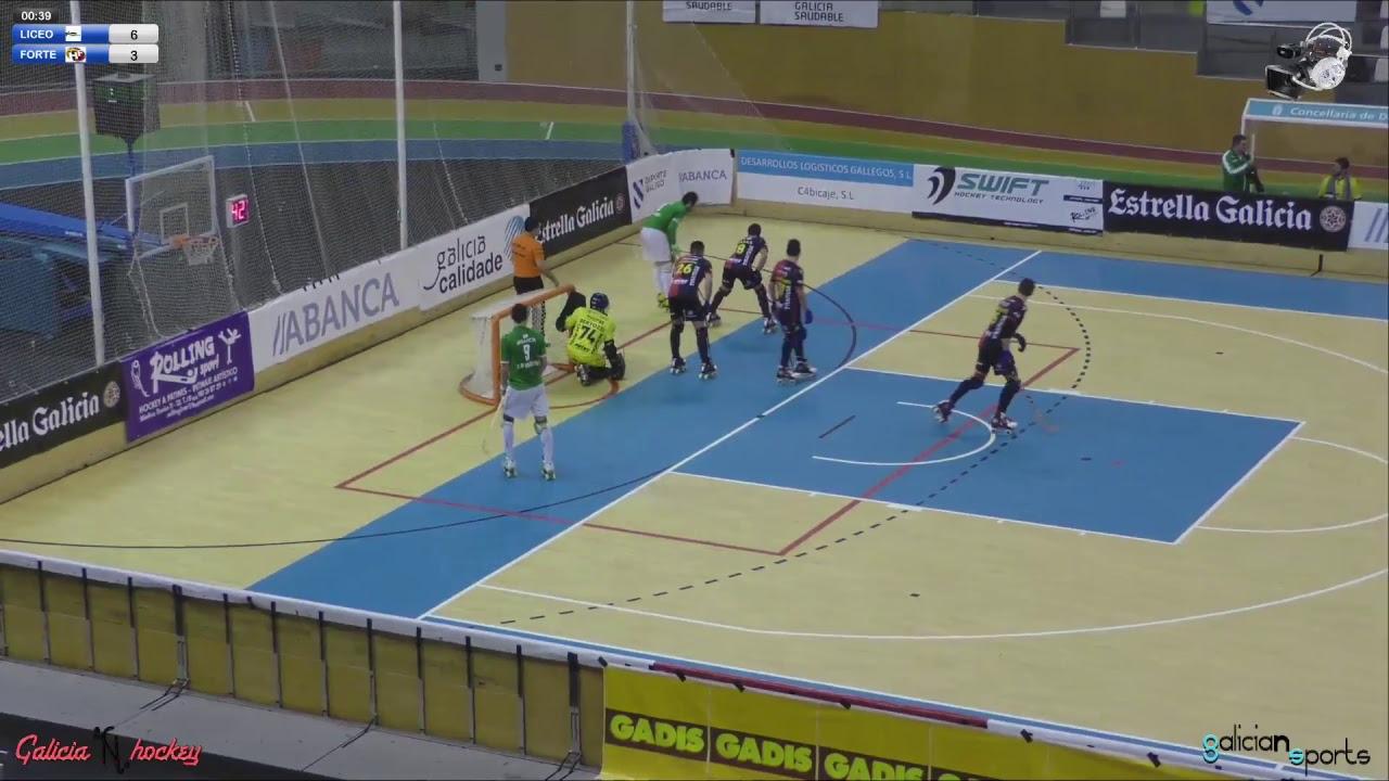 VIDEOS - 09/03/2019 - EUROLEAGUE - HC Liceo (SP) x H. Forte (IT)