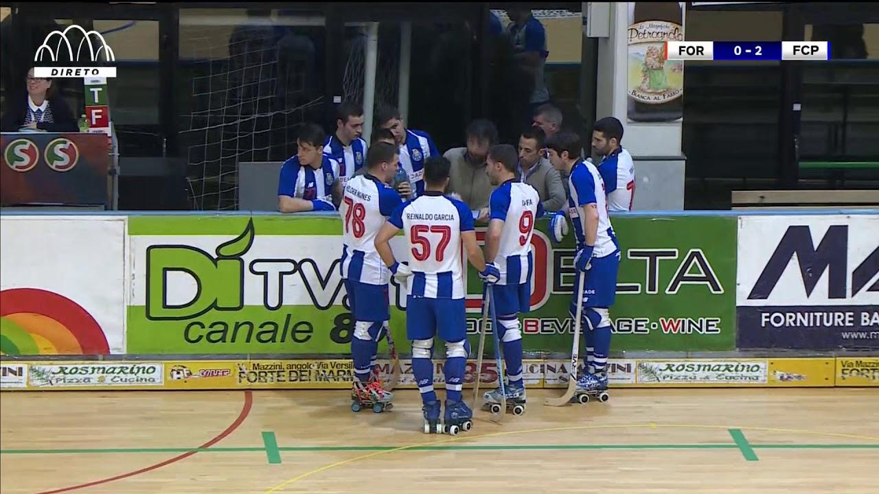 VIDEOS - 23/03/2019 - EUROLEAGUE - H. Forte (IT) x FC Porto (PT)