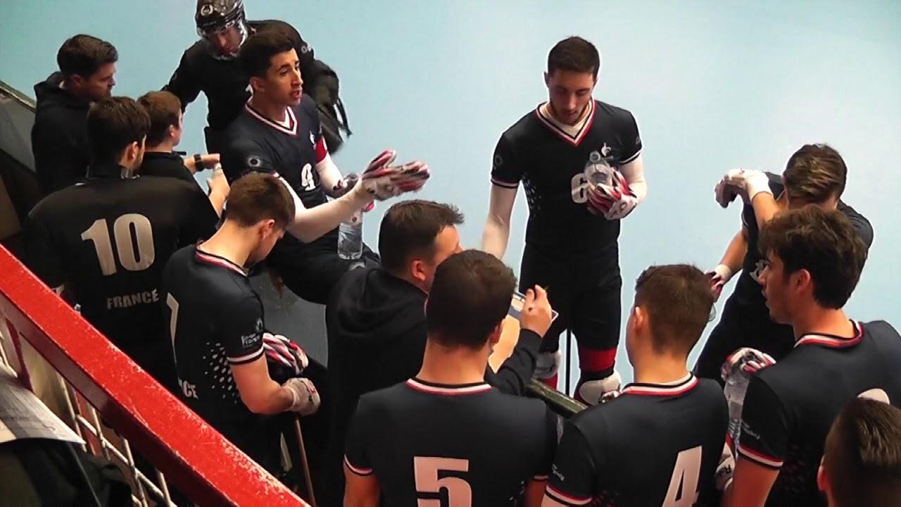 VIDEOS - 01/04/2018 - LATIN CUP U23 - Match #6 - Spain x France