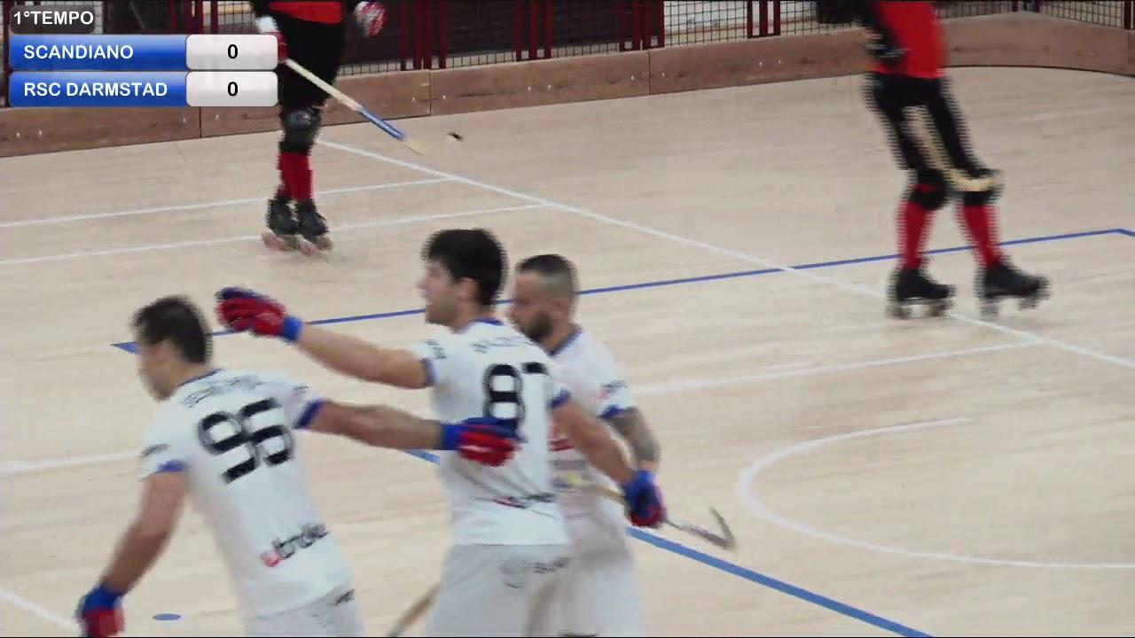 VIDEOS - 19/10/2019 - WS EUROPE CUP - HR Scandiano (IT) x RSC Darmstadt (DE)