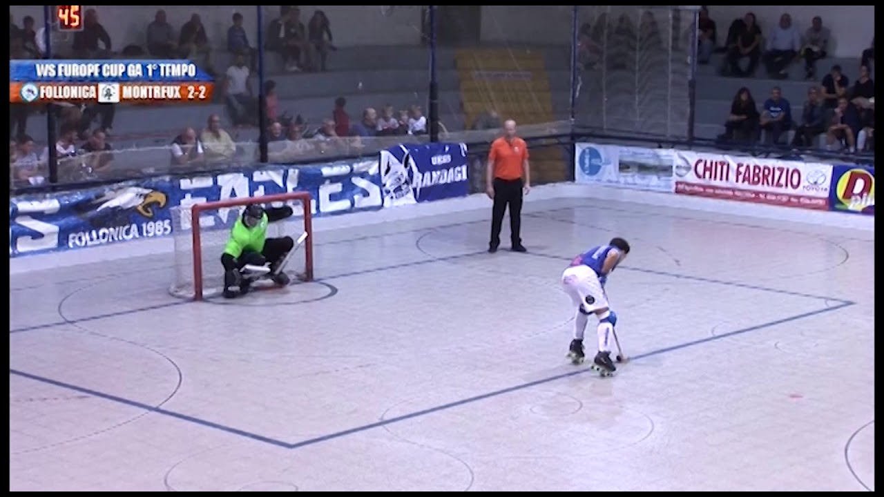 VIDEOS - 19/10/2019 - WS EUROPE CUP - Follonica H (IT) x HC Montreux (CH)
