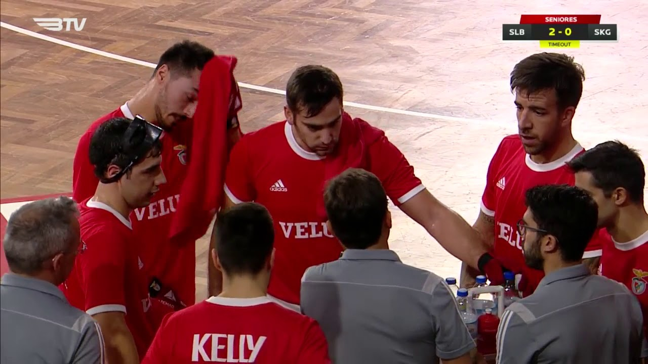 VIDEOS - 19/10/2019 - EUROLEAGUE - SL Benfica (PT) x SKG Herringen (DE)