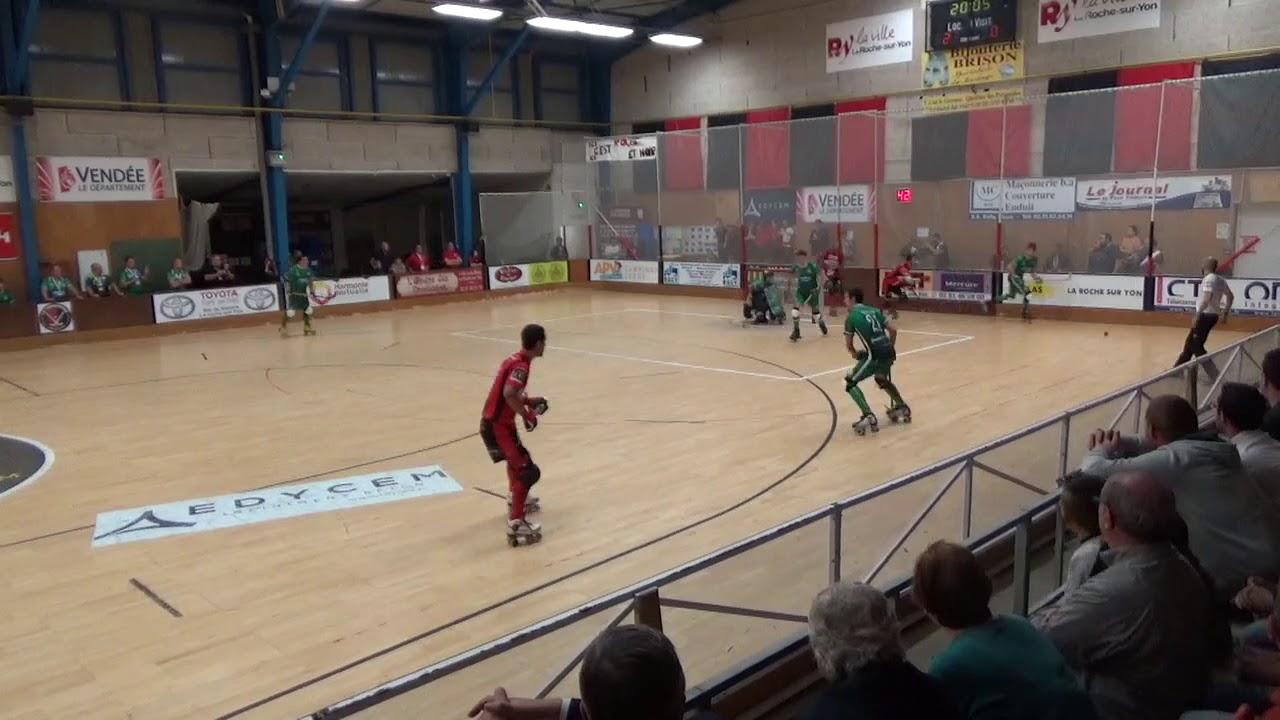 VIDEOS - 19/10/2019 - WS EUROPE CUP - La Vendeenne (FR) x RSC Cronemberg (DE)
