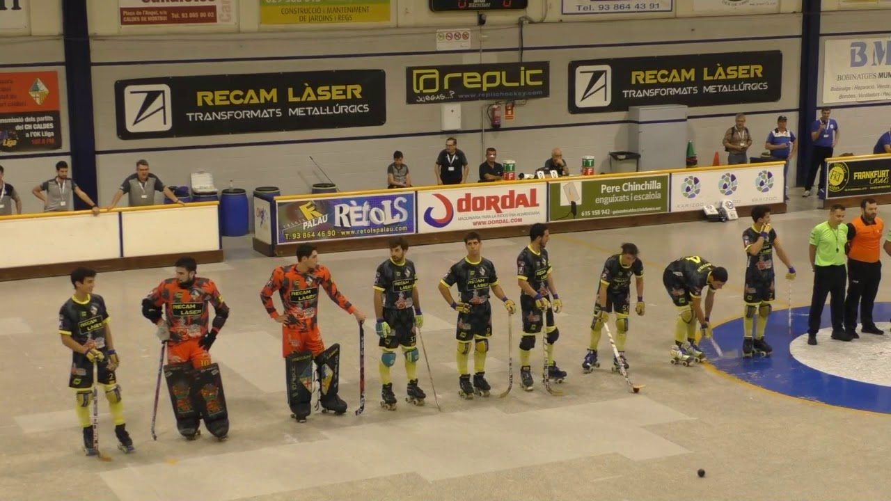 VIDEOS - 19/10/2019 - WS EUROPE CUP - Caldes (SP) x Nantes (FR)