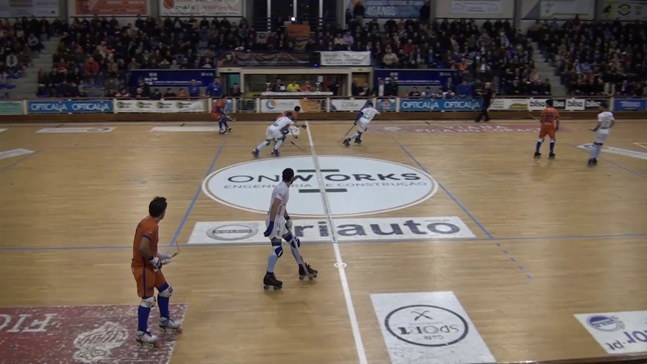 VIDEOS - 17/02/2018 - CERS CUP - Match #111 – Juventude Viana (PT) v OC Barcelos (PT)