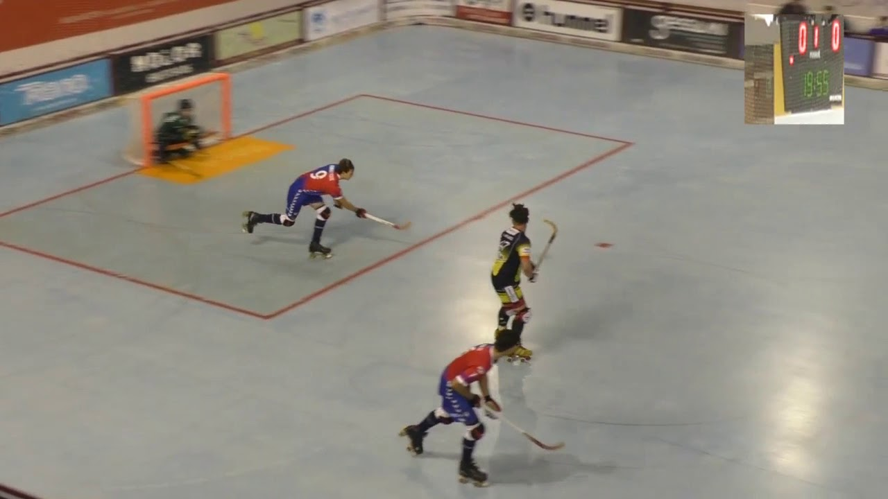 VIDEOS - 16/11/2019 - WS EUROPE CUP - Igualada (SP) x Wimmis (CH)
