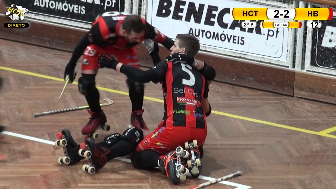 VIDEOS - 17/02/2018 - CERS CUP - Match #114 - HC Turquel (PT) v H. Breganze (IT)