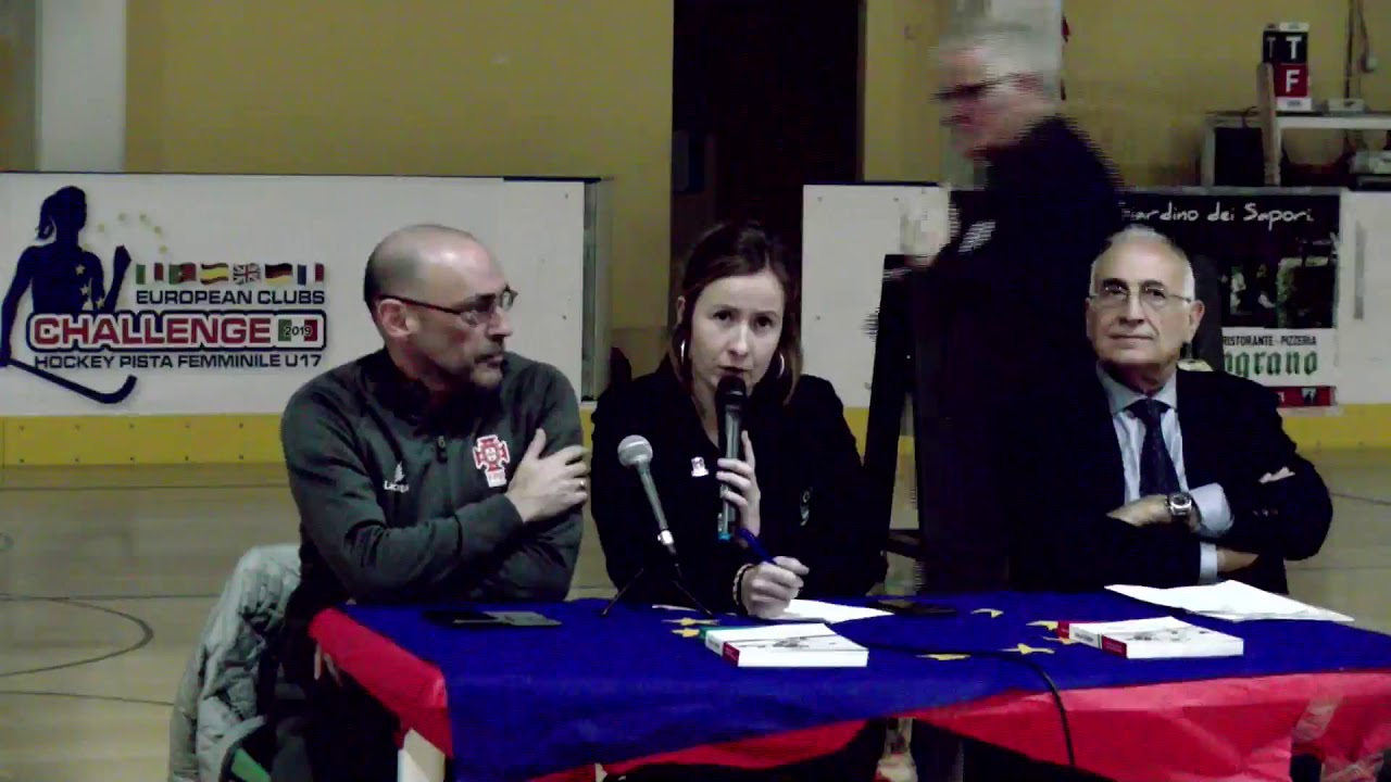 VIDEOS - 21/12/2019 - OKU17F - SYMPOSIUM FEMALE RINK HOCKEY