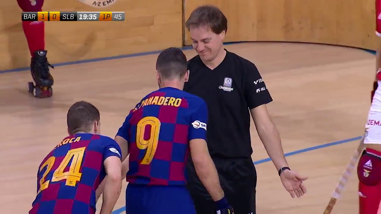 VIDEOS - 18-01-2020 - EUROLEAGUE - Barça (SP) x SL Benfica (PT)