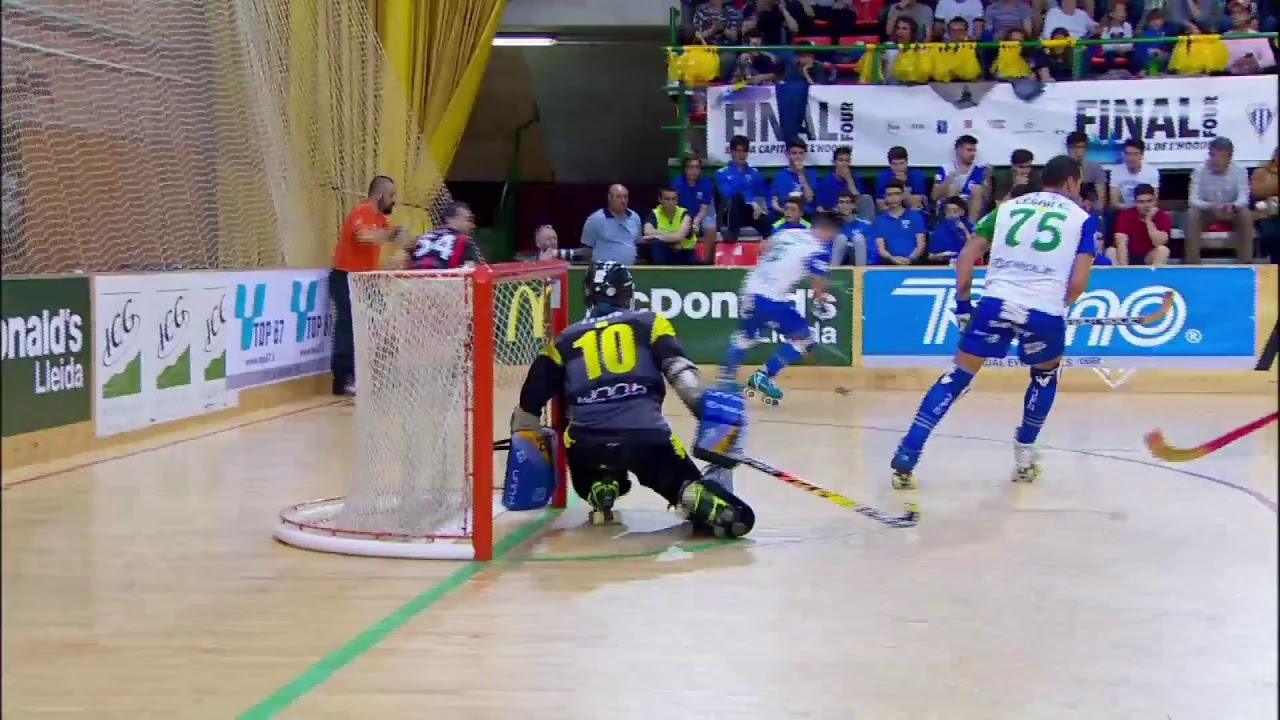 VIDEOS - 28/04/2018 - CERS CUP - Match #120 – Semifinal #2 – Lleida Llista (SP) v H. Breganze (IT)