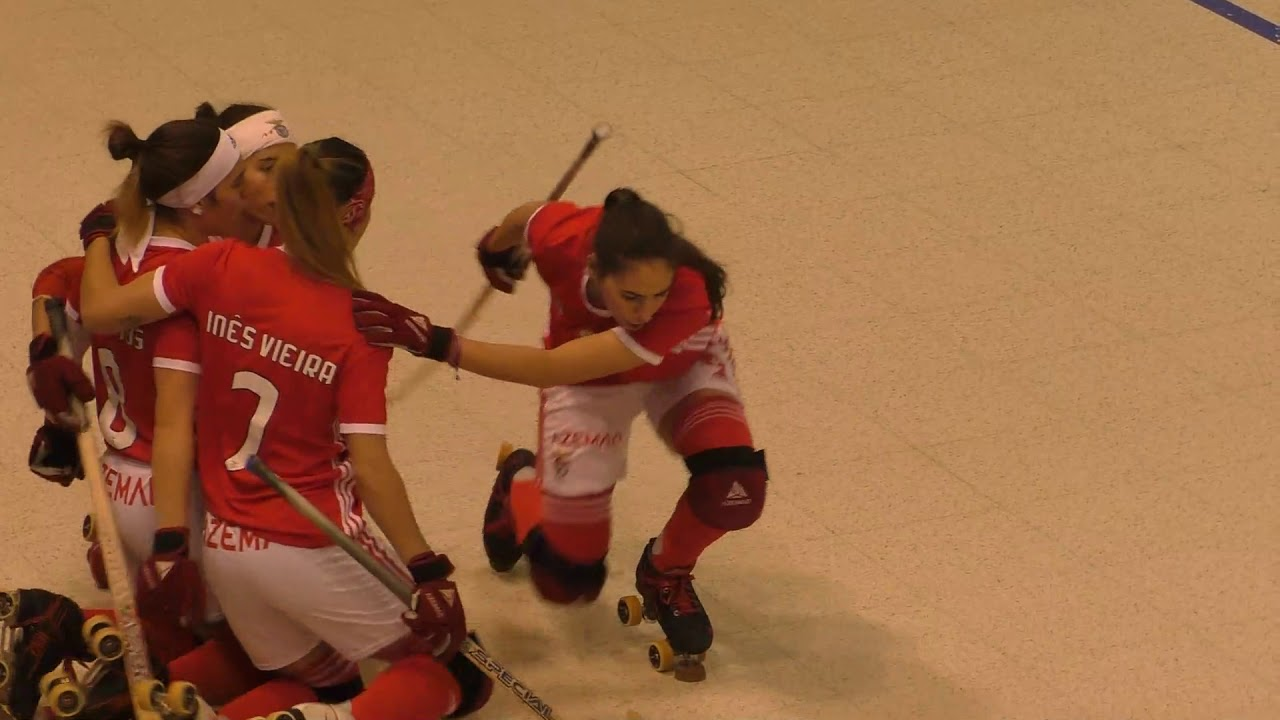 VIDEOS - 08-02-2020 - FEMALE LEAGUE CUP - CP Voltregà (SP) x SL Benfica (PT)
