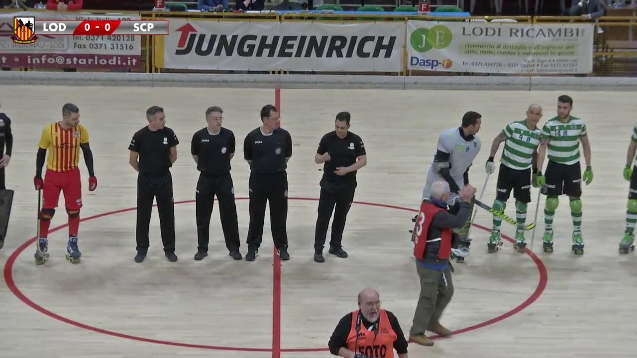 VIDEOS - 15-02-2020 - EUROLEAGUE - Amatori Lodi (IT) x Sporting CP (PT)