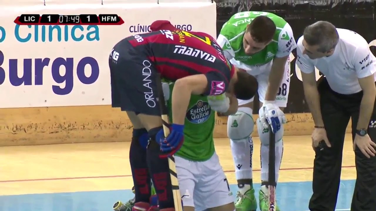 VIDEOS - 15-02-2020 - EUROLEAGUE - Deportivo Liceo (SP) x H. Forte dei Marmi (IT)