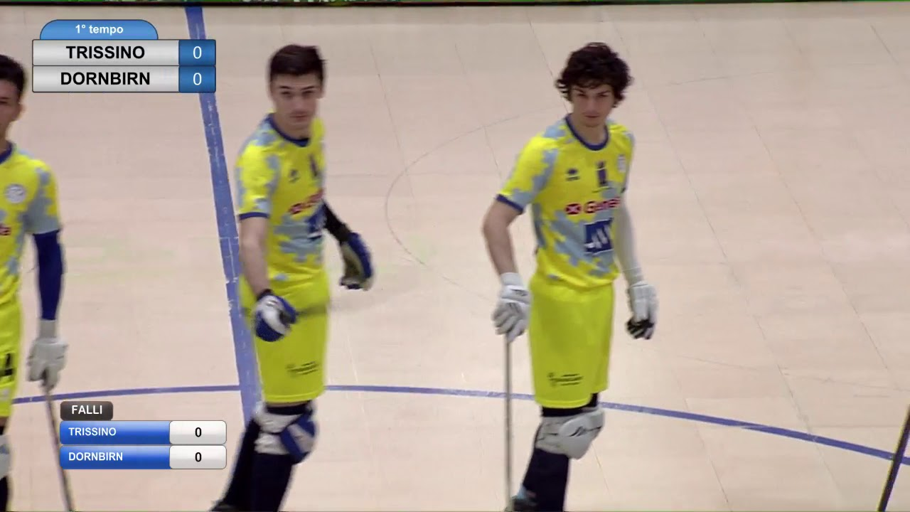 VIDEOS - 15-02-2020 - WS EUROPE CUP - Trissino (IT) x Dornbirn (AT)