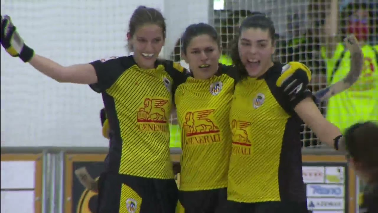 VIDEOS - 30-05-2021 - FEMALE LEAGUE CUP - Match #019 – Generali HC Palau (SP) x CP Voltregà (SP)