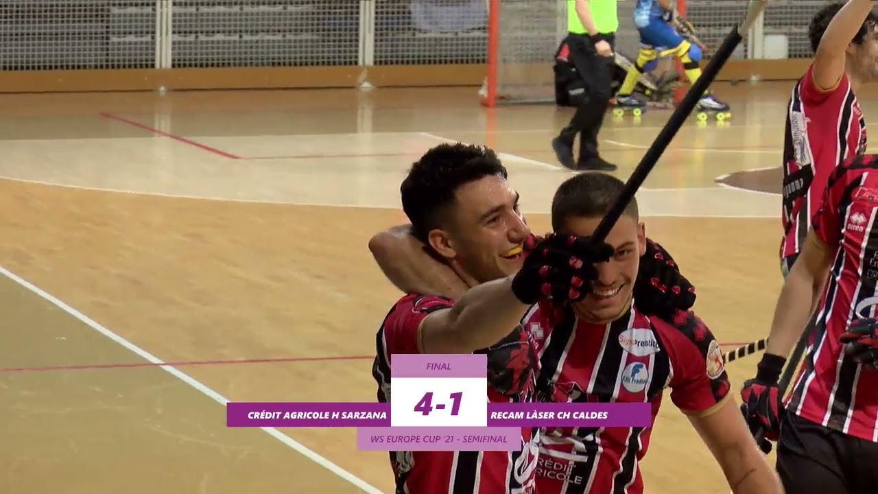 VIDEOS - WS EUROPE CUP – Match #024 – SF2 – H. Sarzana (IT) x CH Caldes (SP)