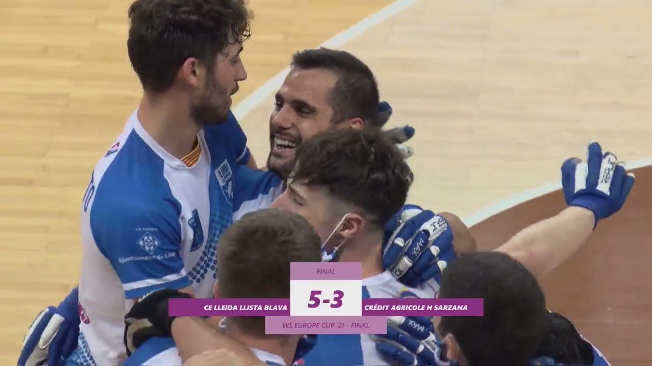 VIDEOS - WS EUROPE CUP – Match #025 - FINAL - CE Lleida Llista (SP) x H.Sarzana (IT)