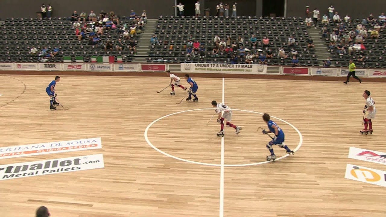 VIDEOS - 11-09-2021 - EUROU17 - PAREDES 2021 – Match #221 - Italy x France