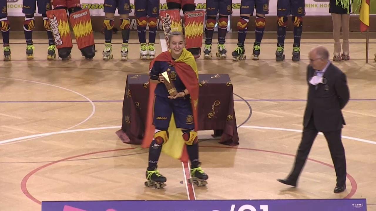 VIDEOS – 16-10-2021 – EUROFEMALE 2021 – Closing Ceremony