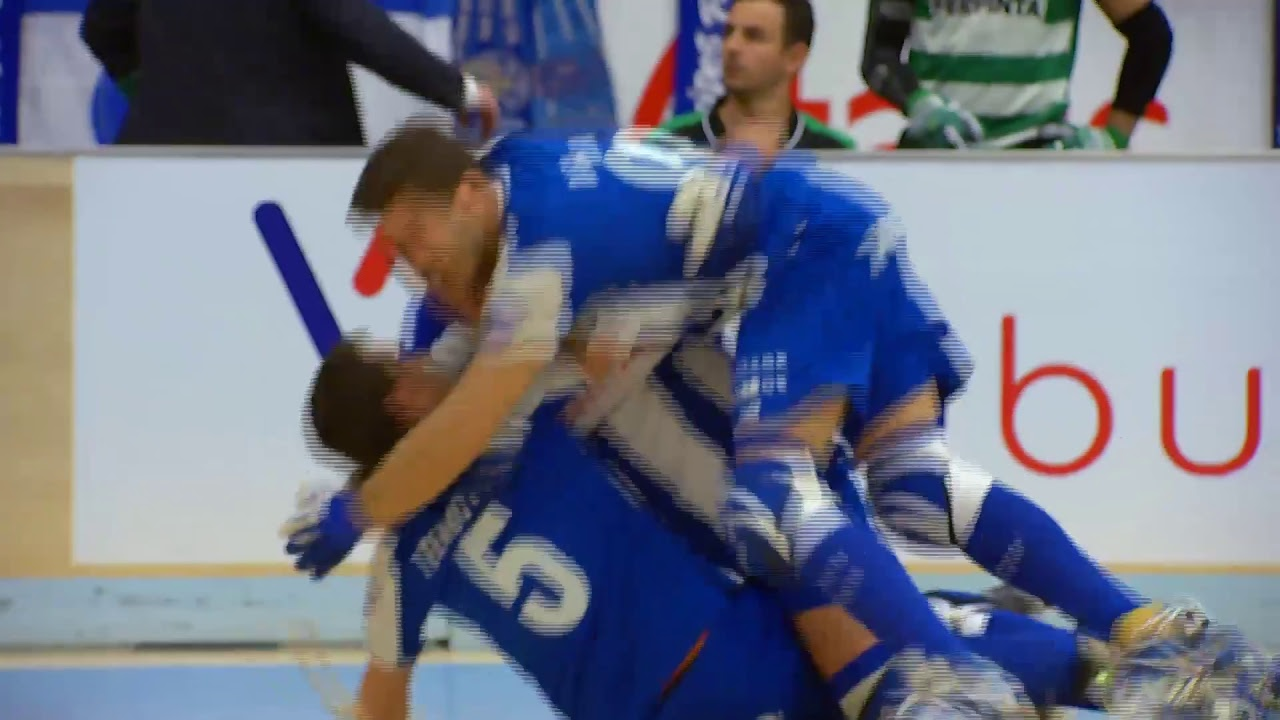 VIDEOS - 12/05/2018 - EUROLEAGUE - Match #61 – Semifinal #2 – FC Porto (PT) x Sporting CP (PT)