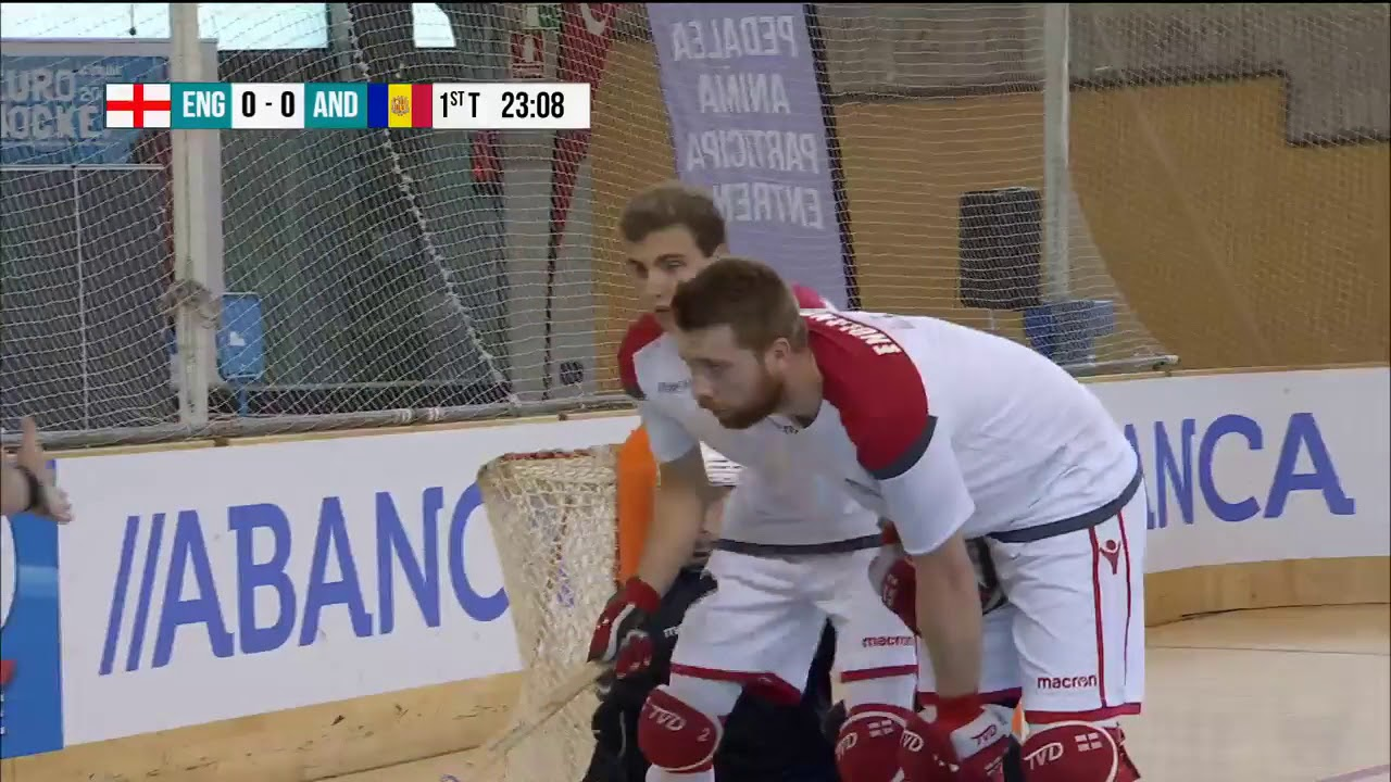 VIDEOS - 21/07/2018 - EUROHOCKEY CORUNA 2018 - Match #32 - England x Andorra