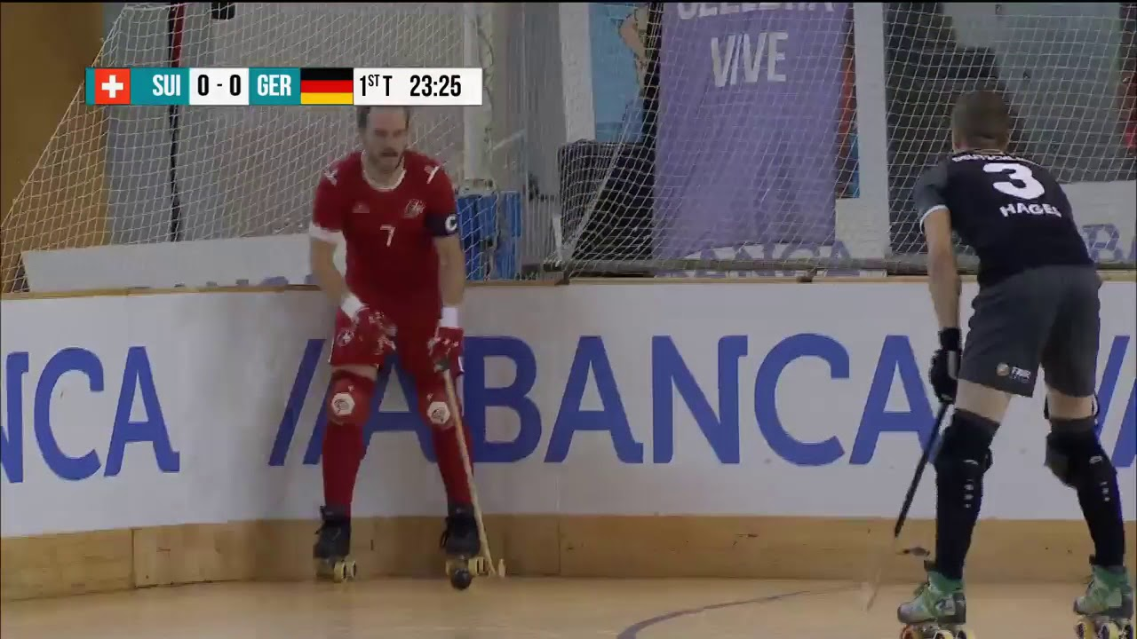 VIDEOS - 21/07/2018 - EUROHOCKEY CORUNA 2018 - Match #33 - Switzerland x Germany