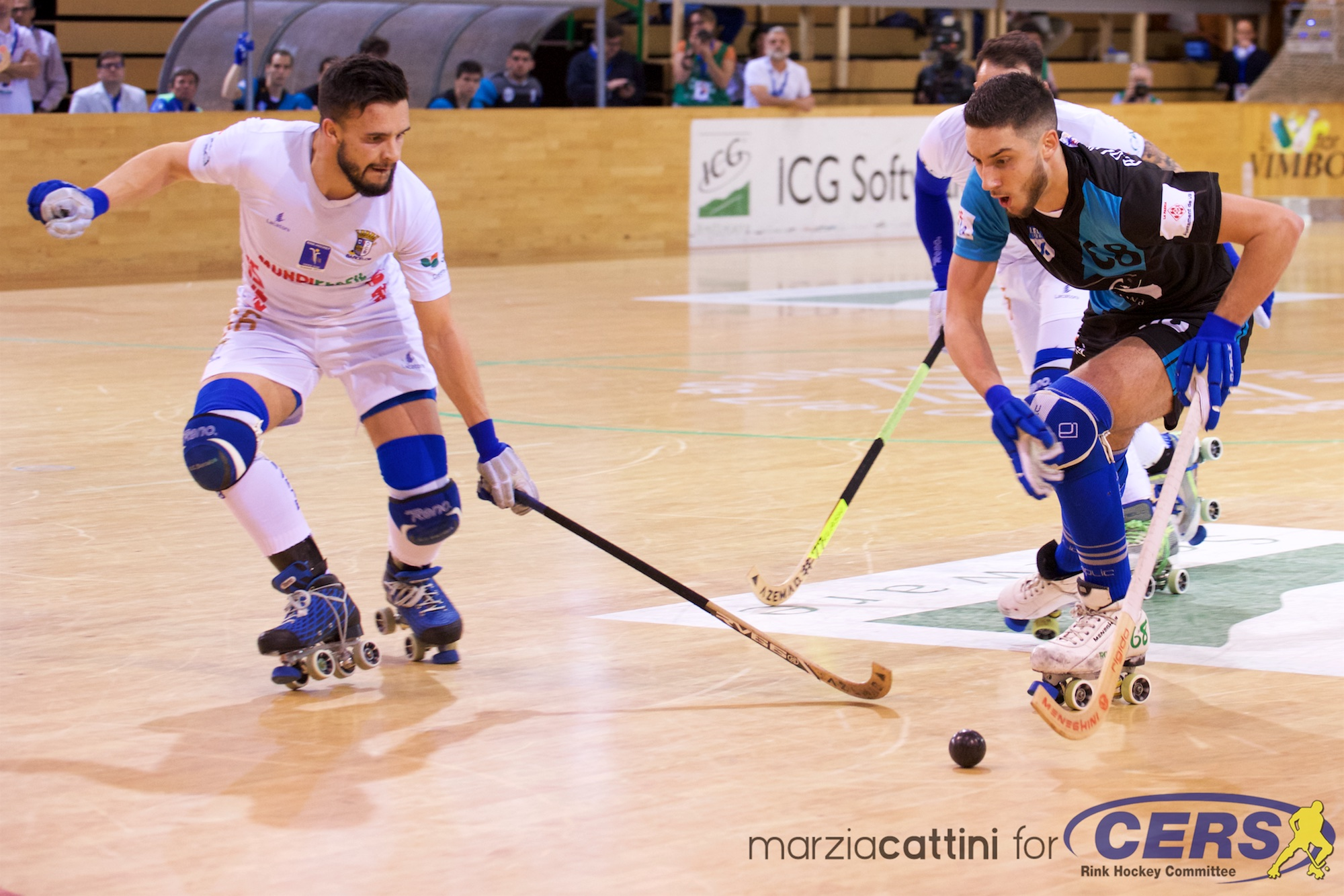 PHOTOS – 28/04/2018 – CERS CUP – Match #121 – Final – OC Barcelos (PT) x Lleida Llista (SP) – Photos by Marzia Cattini