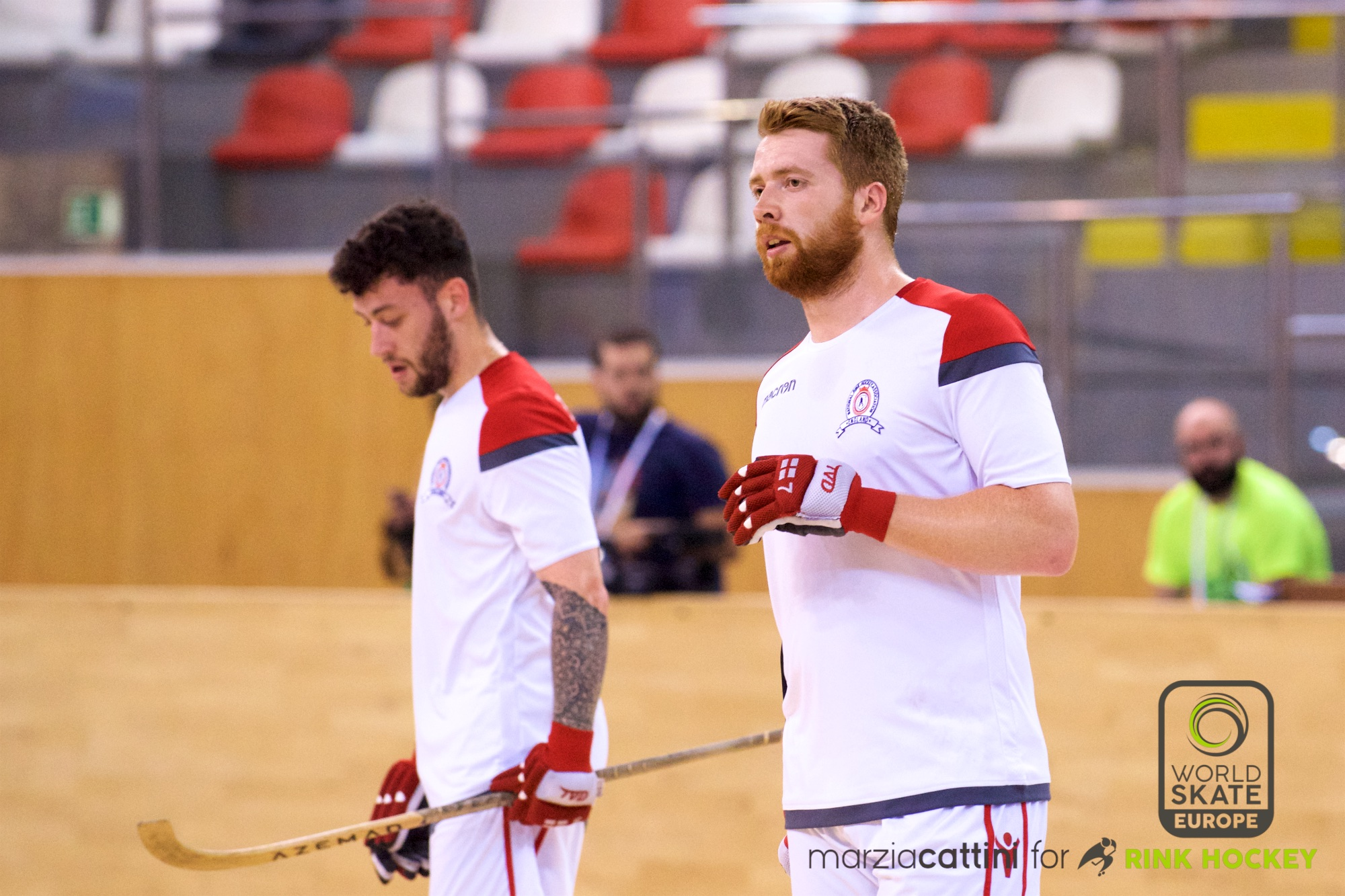 PHOTOS – 21/07/2018 - EUROHOCKEY CORUNA 2018 - Match #33 - Switzerland x Germany – Photos by Marzia Cattini