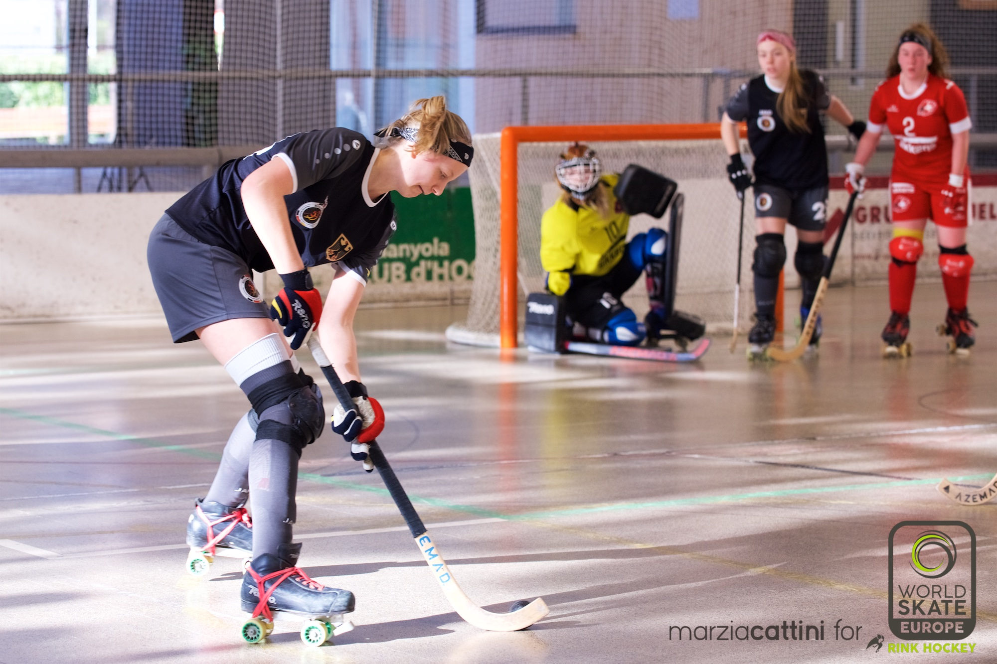 PHOTOS - 15/12/2018 - JIMENO'S CUP - Match #14 – Swiss Future (CH) x Eagle Team (DE)