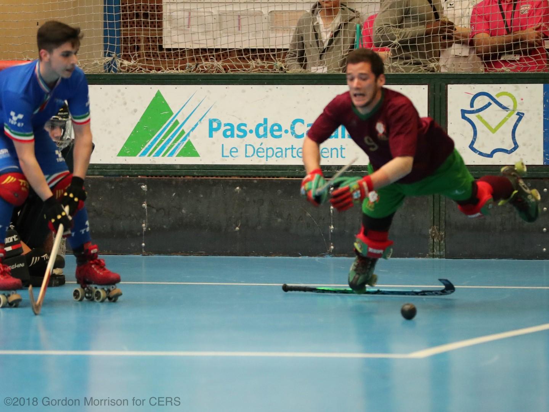 PHOTOS - 01/04/2018 - LATIN CUP U23 - Match #5 - Portugal x Italy