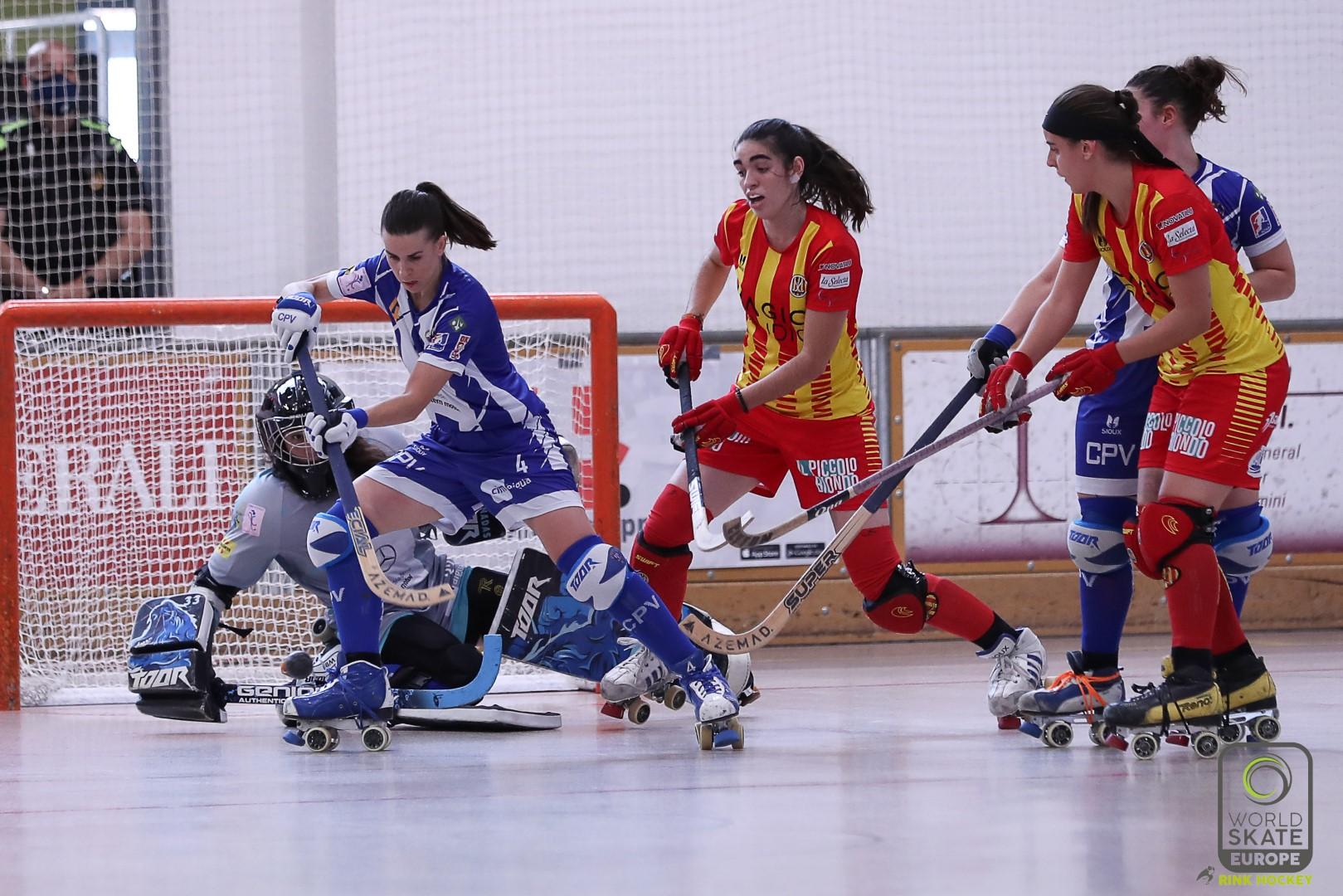 PHOTOS - 29-05-2021 - FEMALE LEAGUE CUP- Match #018 - CP Voltregà (SP) x CP Manlleu (SP)