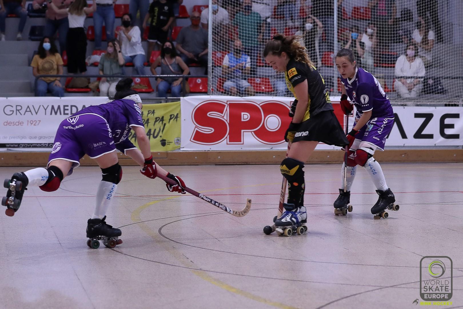 PHOTOS - 29-05-2021 - FEMALE LEAGUE CUP - Match #017 - Telecable HC Gijon (SP) x Generali HC Palau (SP)