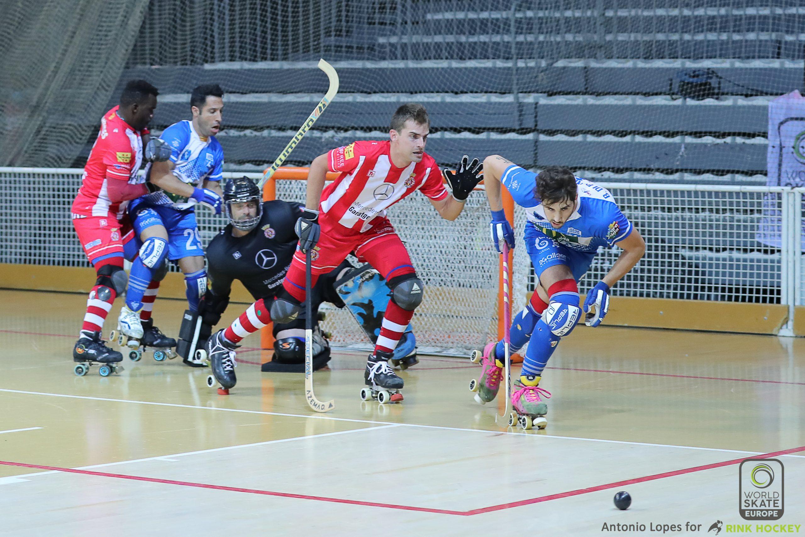 PHOTOS - 19-06-2021 - WS EUROPE CUP - Match #023 - CE Lleida Llista (SP) x Girona CH (SP)