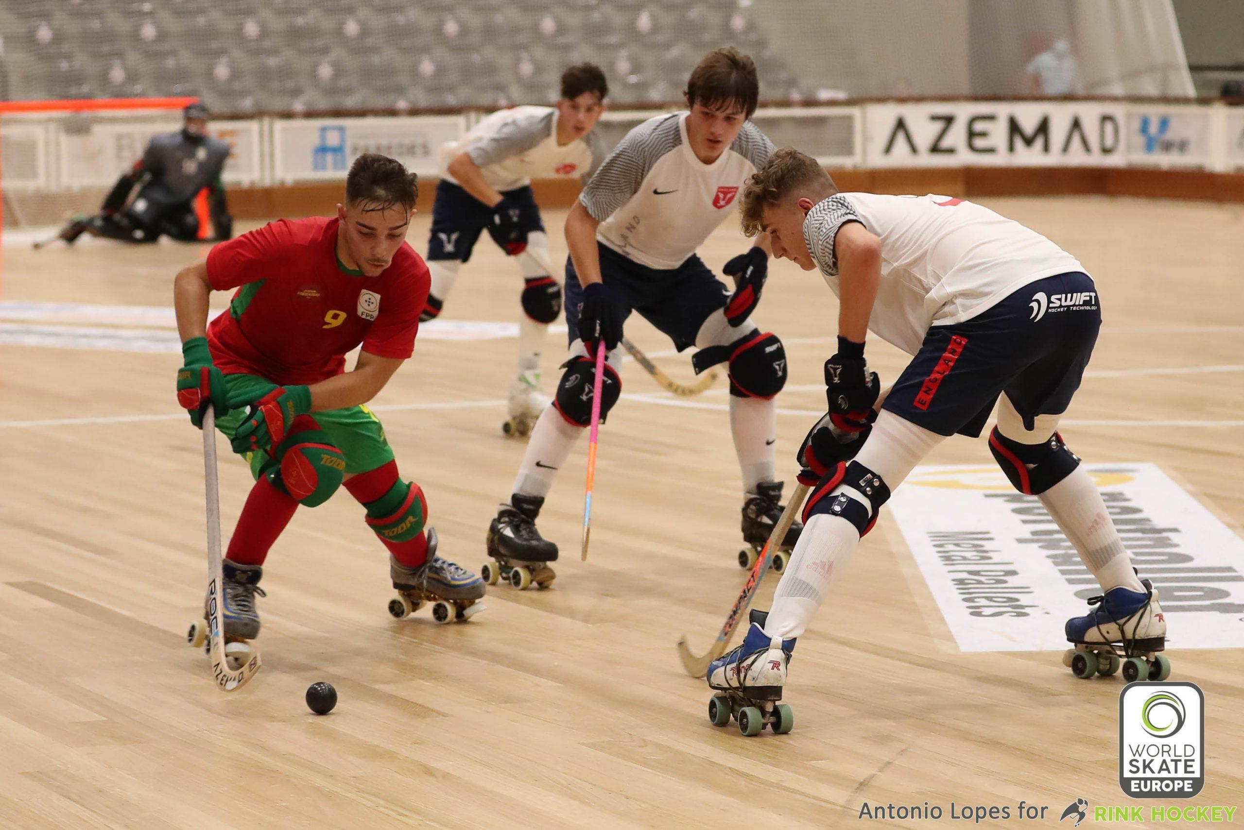 PHOTOS - 07-09-2021 - EURO U19 - PAREDES 2021 - Match #205 - Portugal x England
