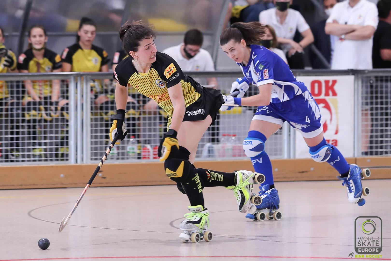 PHOTOS - 30-05-2021 - FEMALE LEAGUE CUP - Match #019 - Generali HC Palau (SP) x CP Voltregà (SP)