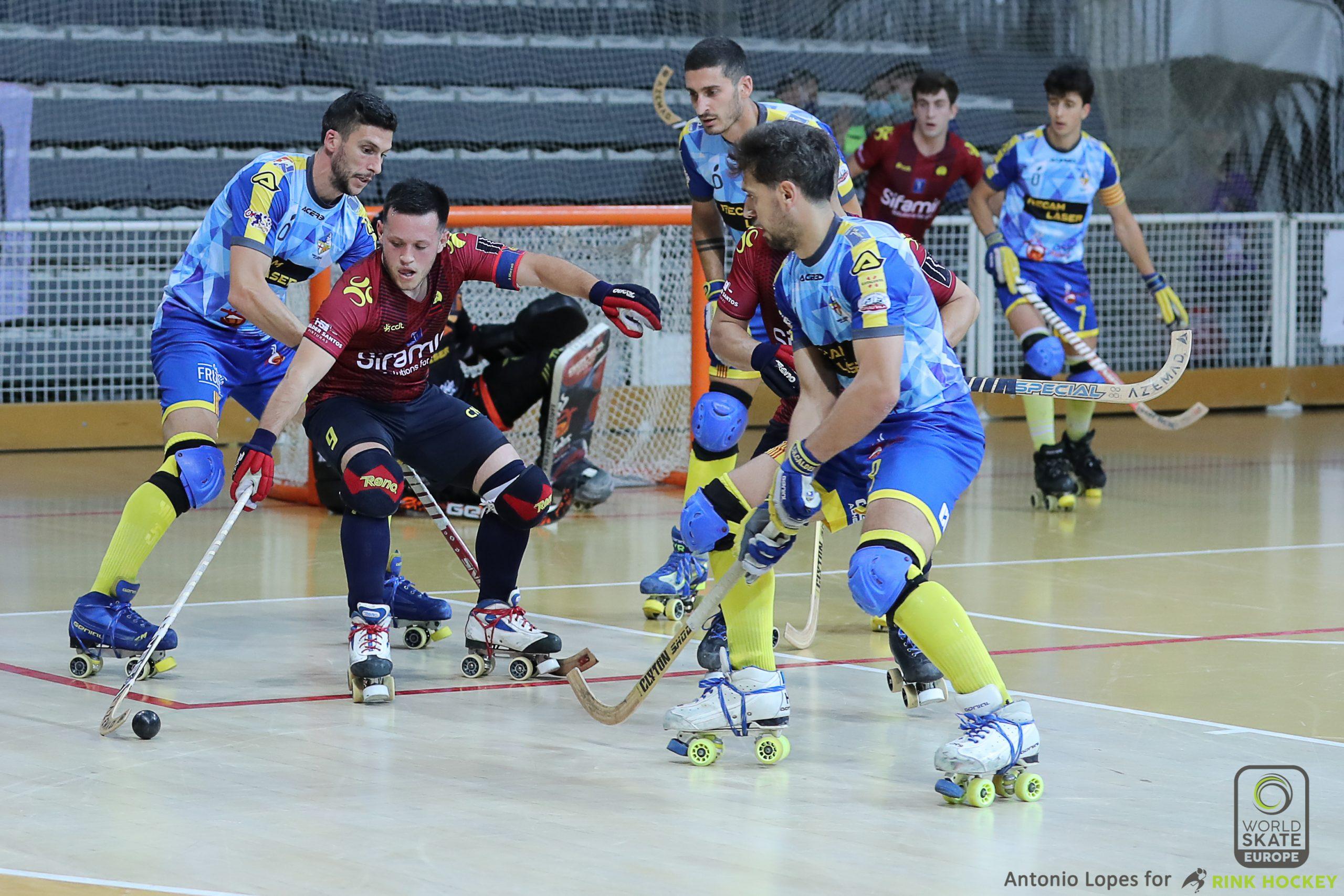 PHOTOS - 18-06-2021 - WS EUROPE CUP - Match #021 - CH Caldes (SP) x Riba D'Ave (PT)